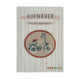 Aufnäher Fahrrad