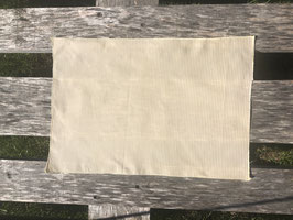 Wachstuch Stripe grey (grau - offwhite)