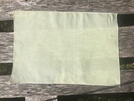 Wachstuch Stripe-Ice-Green (Eisgrün-offwhite)