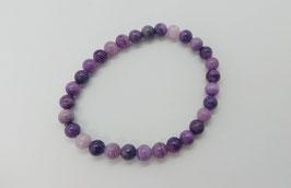 Fluorine violette (fluorite)