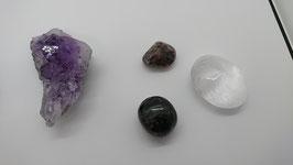 lot de 4 pierres