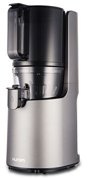 Hurom H200 + 2 Saftflaschen 0,5 L + Rezeptbuch