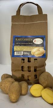 2,0 kg Kartoffeln Sorte: Lilly