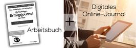 Erfolgsjournal Bundle: Arbeitsbuch + Online-Journal zum Ausfüllen am Smartphone und PC
