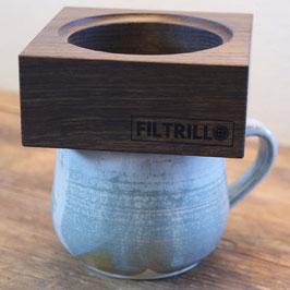 Filtrillo 100 Smoked Oak - Kaffeefilter aus Räuchereiche