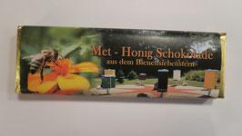 80g Met - Blütenhonig - Schokolade