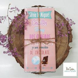 Tableta un mundo de chocolate