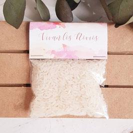 Bolsa de arroz colección algodón