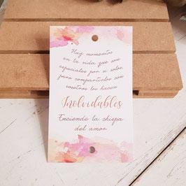 Cartón para bengala colección algodón cuadrado (No incluye bengala)