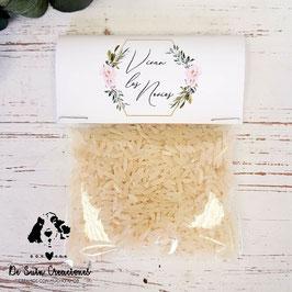 Bolsa de arroz colección elegancia