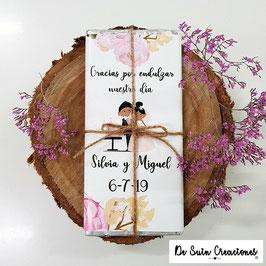 Tableta flores dulces