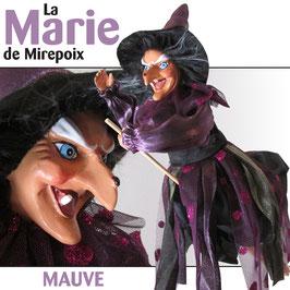 """La MARIE de Mirepoix """"mauve"""""""