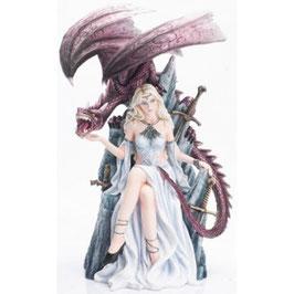 La fée Dajo & son dragon