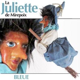 """La JULIETTE de Mirepoix """"bleue"""""""