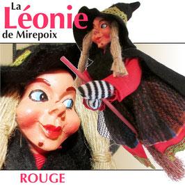 """La LÉONIE de Mirepoix """"rouge"""""""
