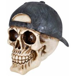 Le crâne casquette