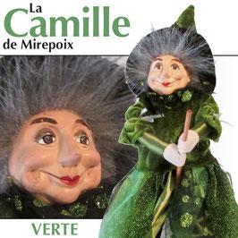 "La CAMILLE de Mirepoix ""verte"""
