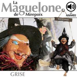 """La maguelone de Mirepoix """"grise"""""""
