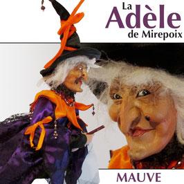"""La ADÈLE de Mirepoix """"mauve"""""""