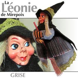 """La LÉONIE de Mirepoix """"grise"""""""