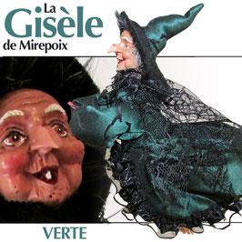 """La GISÈLE de Mirepoix """"verte"""""""