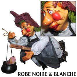 """La VIVIANE de Mirepoix """"noire & blanche"""""""