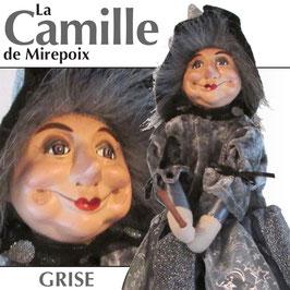"""La CAMILLE de Mirepoix """"grise"""""""
