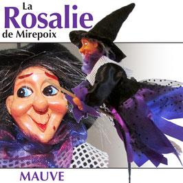 """La ROSALIE de Mirepoix """"mauve"""""""