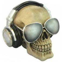 Le crâne techno