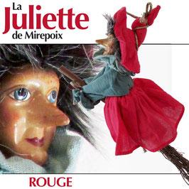 """La JULIETTE de Mirepoix """"rouge"""""""
