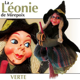 "La LÉONIE de Mirepoix ""verte"""