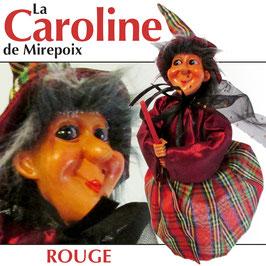 """La CAROLINE de Mirepoix """"rouge"""""""