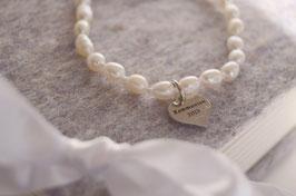 """Armband Kommunion 2015 """"Pearl"""""""