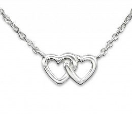 "Kette ""You are in My heart"" - Sterling Silber für Damen"