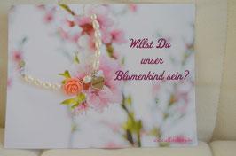 "Flower Power ""Blumenkind"" Armband"