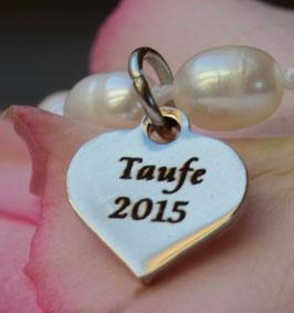 """Anhänger """"Taufe 2015"""""""