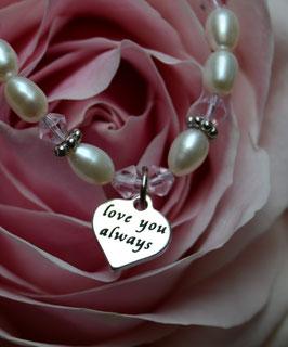 "Armkettchen ""Infinity"" - Love you always"