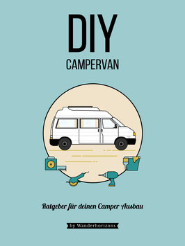 ENGLISH Version! DIY Campervan - How-to guide