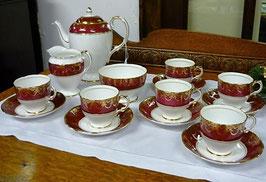 Porzellan Kaffeeservice  SPTK 32