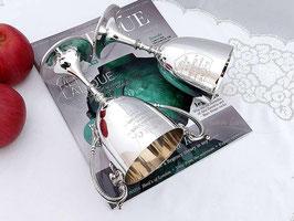 Antike Pokale Versilbert  VM15