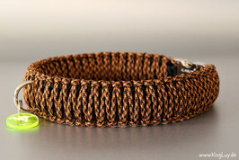 "Paracord Survival Halsband, Leopard II ""Triple"""