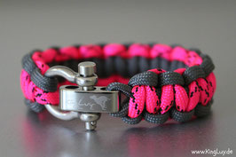 "Paracord Survival Armband, Winky ""Single"""