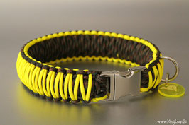 "Paracord Survival Halsband, Kill Bill ""Triple"""