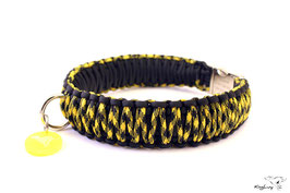 "Paracord Survival Halsband, Yellowjacket ""Triple"""
