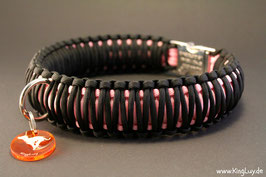 "Paracord Survival Halsband, Bonita ""Triple"""