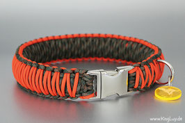"Paracord Survival Halsband, Balou ""Triple"""