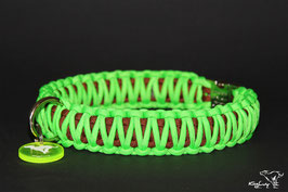 "Paracord Survival Halsband, Fill ""Double"""