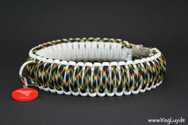 "Paracord Survival Halsband, Saturn ""Triple"""