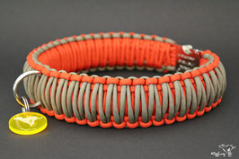 "Paracord Survival Halsband, Bono ""Triple"""