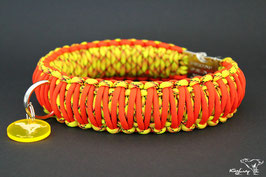 "Paracord Survival Halsband, Elija ""Triple"""